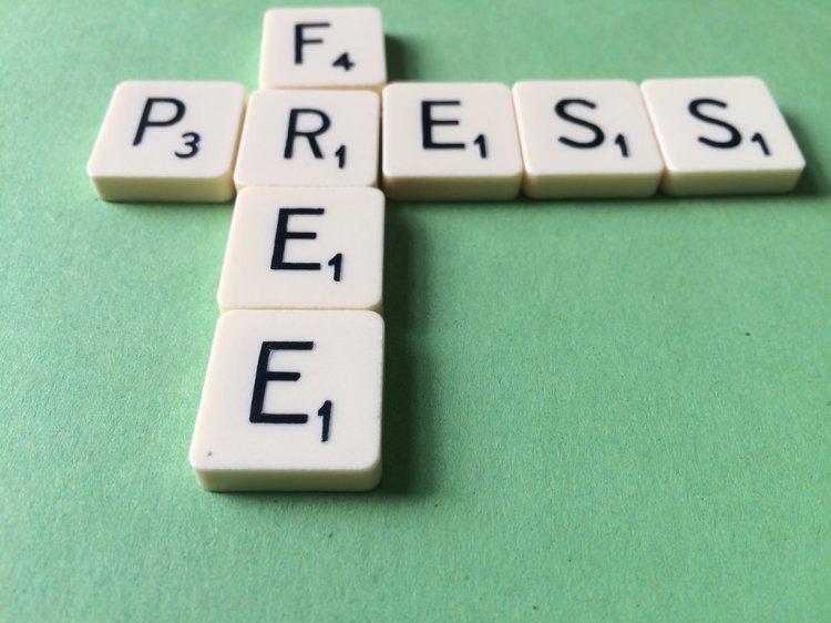 free-press-stock-image